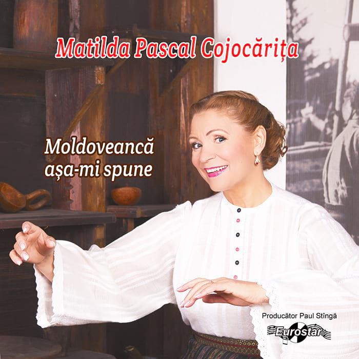 Moldoveancă așa-mi spune