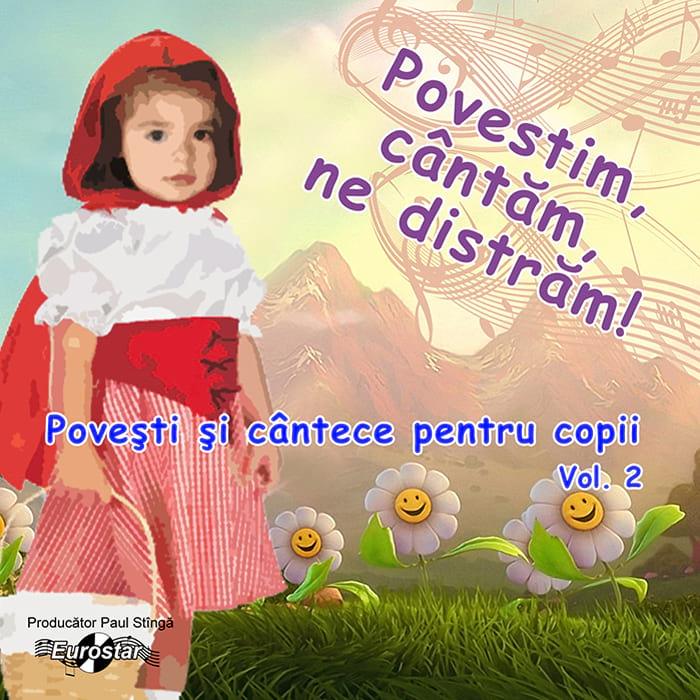 Povești și cântece pentru copii, vol 2