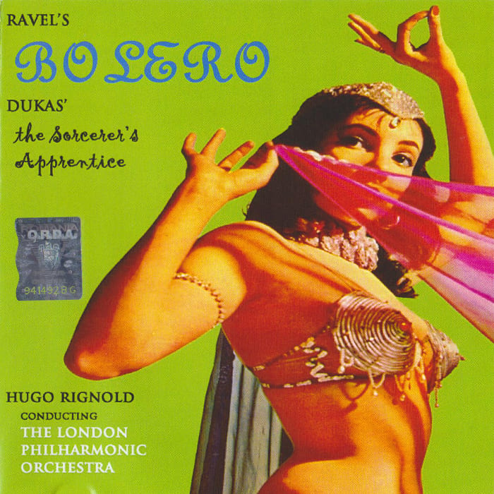 Ravel & Dukas – Bolero & The Sorcerer's Apprentice