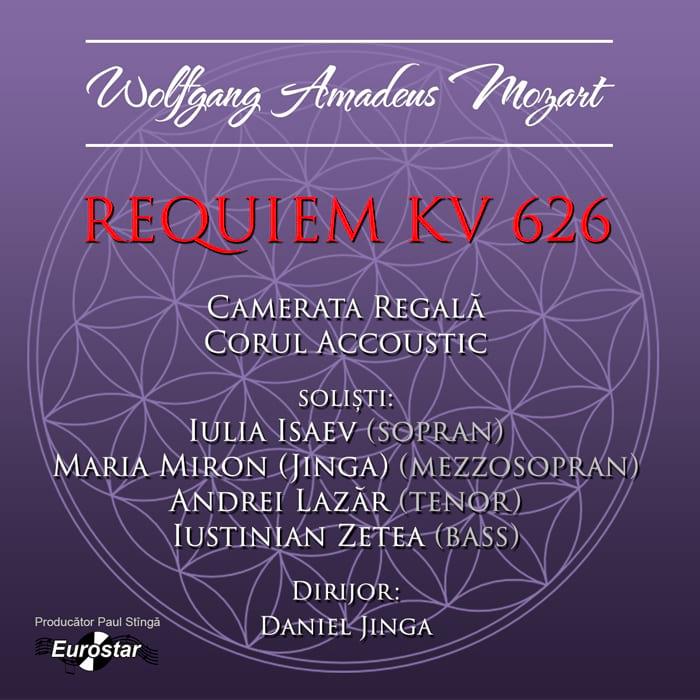Wolfgang Amadeus Mozart – Requiem KV 626