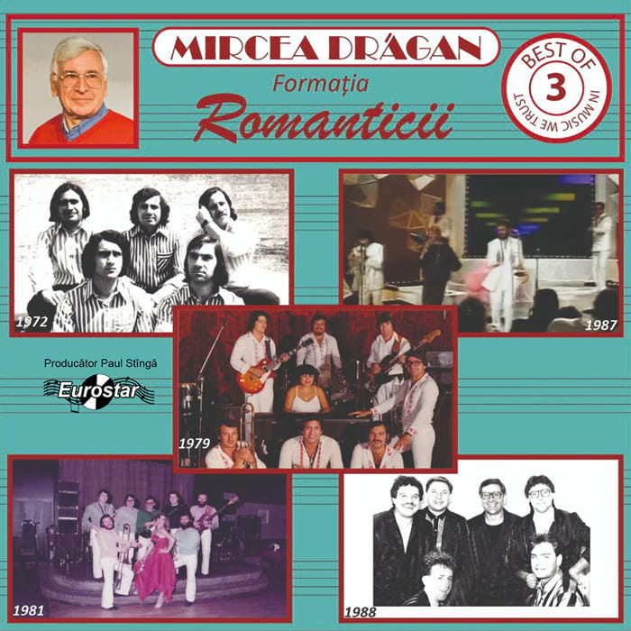 Formația Romanticii - Best of vol.3