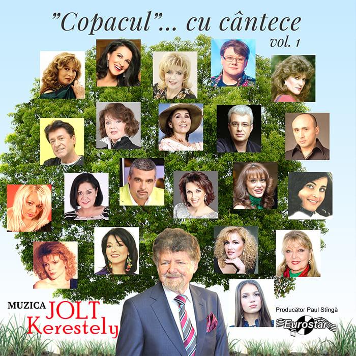 """Jolt Kerestely – """"Copacul""""…cu cântece (Vol.1)"""